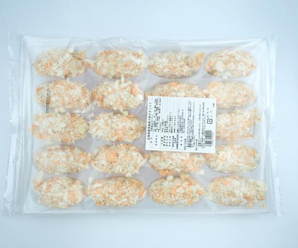 業務用 広島県能美島産 大粒のカキフライ